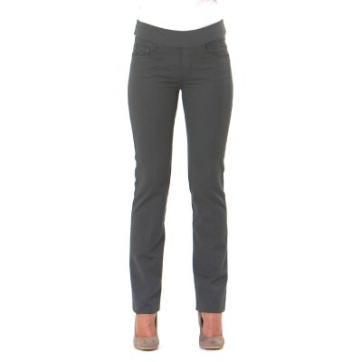 Cotton tricotine 5-pockets pants