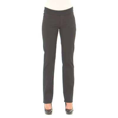 Skinny Fit Cotton Twill Pants