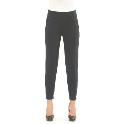 Skinny fit Cotton Fleece Pants