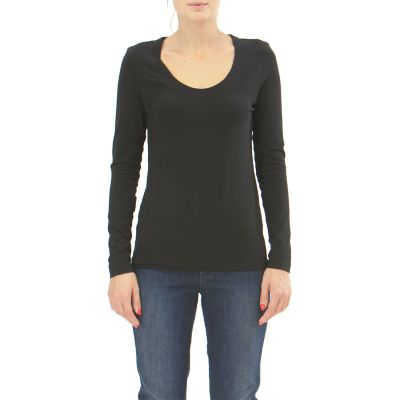 Long Sleeve Round-neck T-Shirt